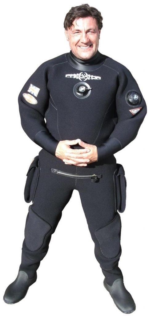 Predator Neoprene Drysuit