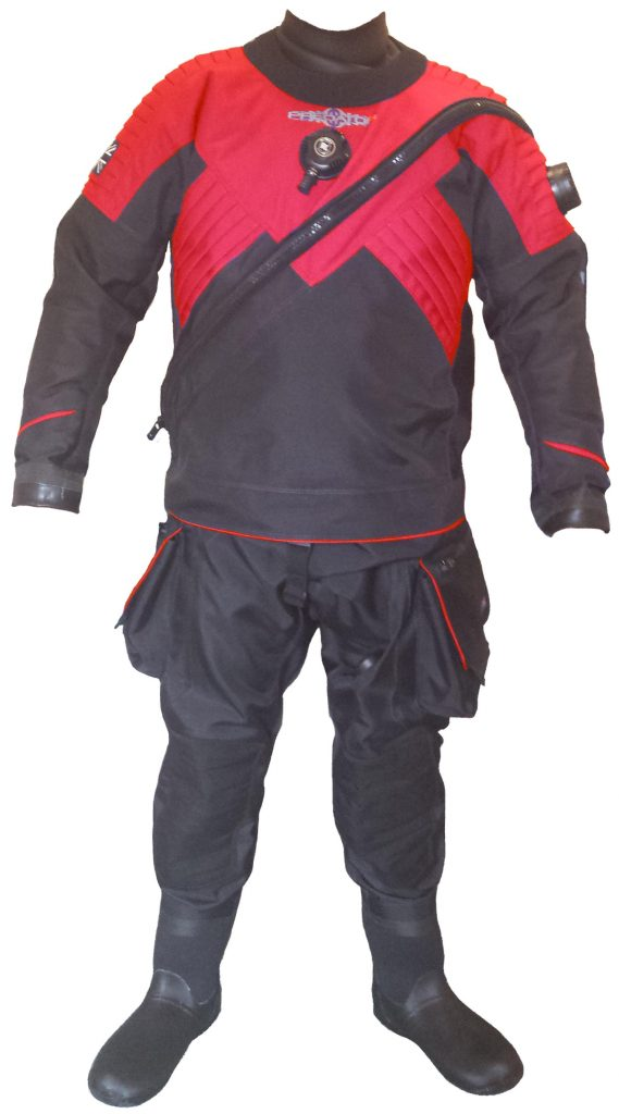 Predator Evolution Drysuit