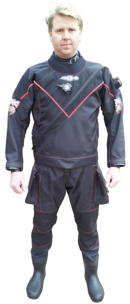 Expedition Custom Drysuits