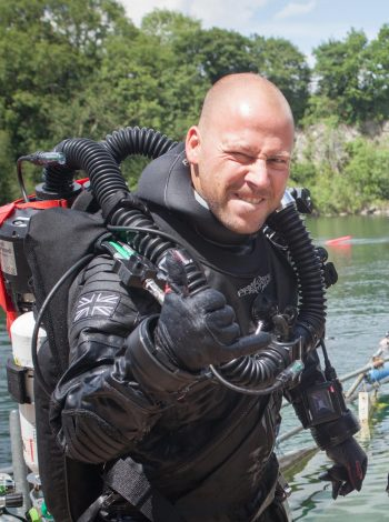 predator custom drysuits