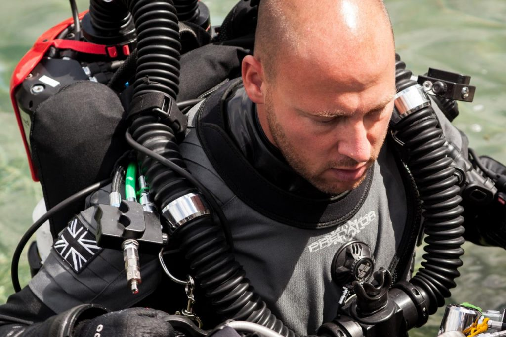 predator drysuits