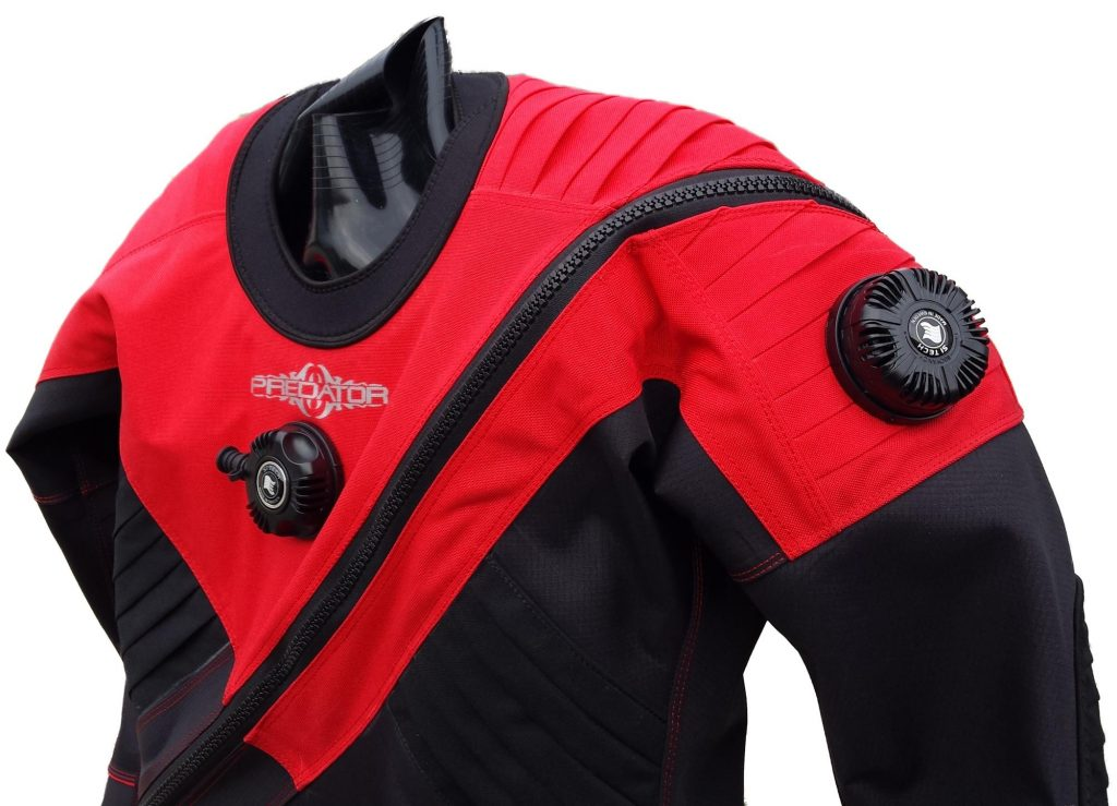 Predator MTM Drysuits UK